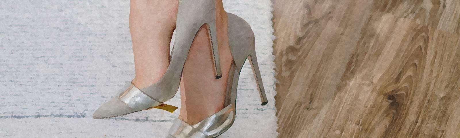 Comfortable High Heels? Here is What to Look For